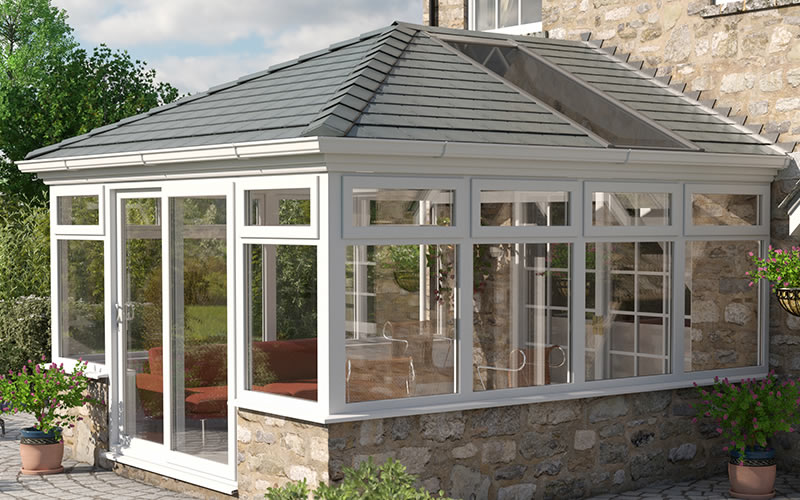 Solid Conservatory